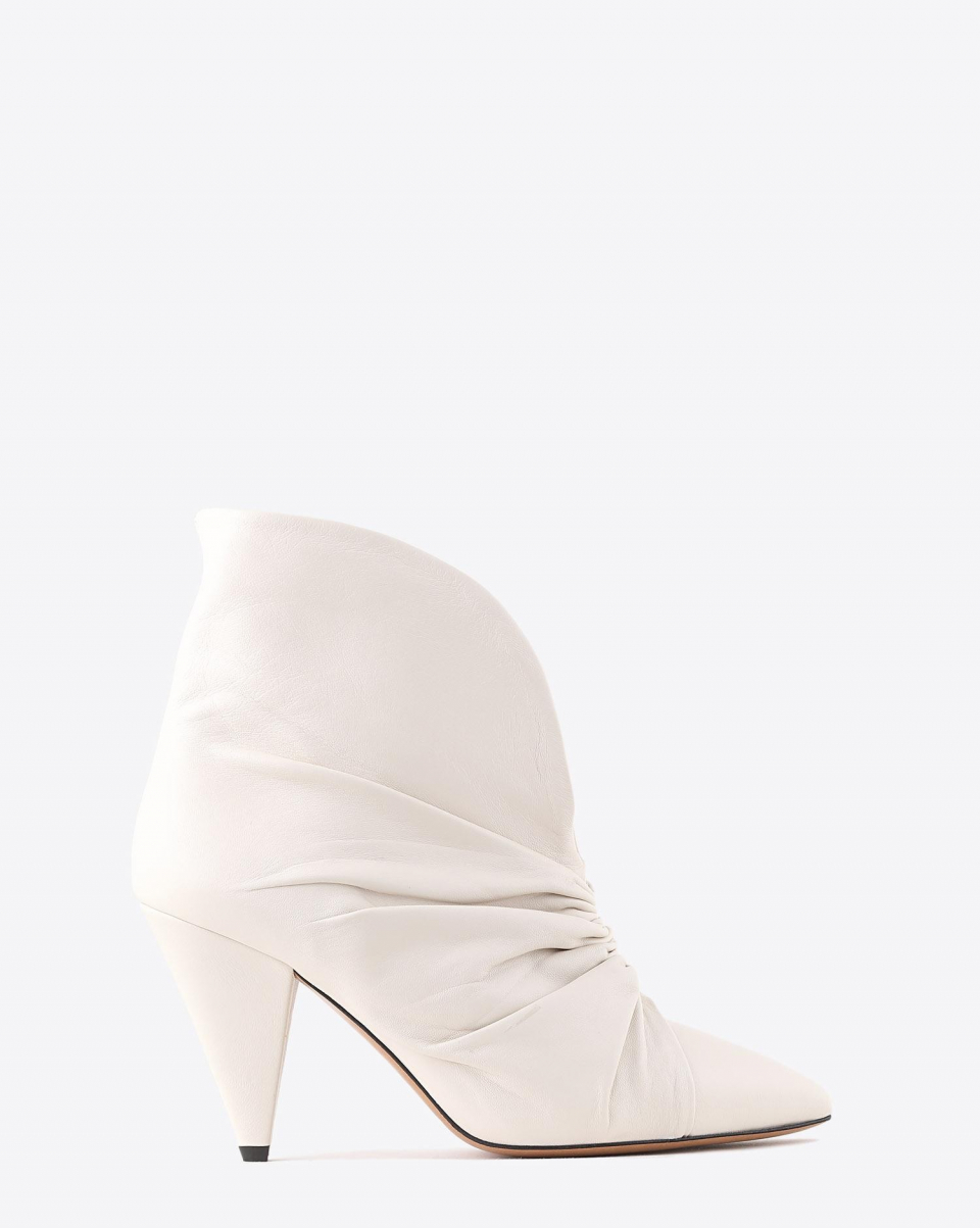 Isabel Marant Chaussures Boots LASTEEN - White