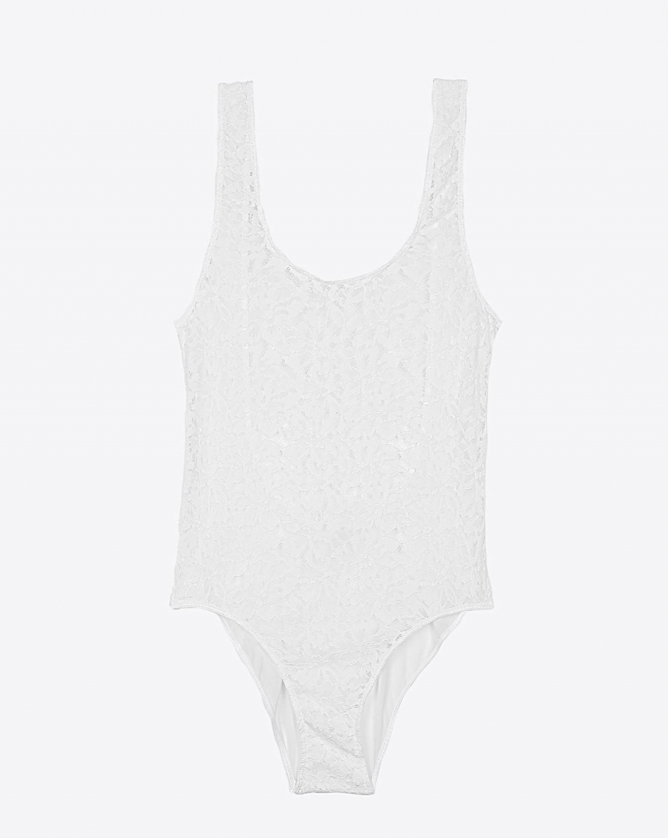 Roseanna Body PIZZO PAMELA - White