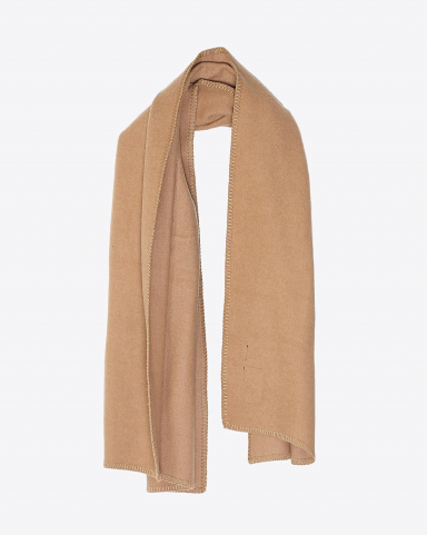 R13 Denim Collection Blanket - Camel