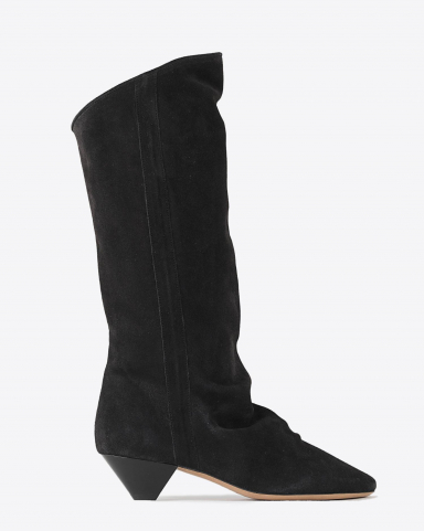 Isabel Marant Chaussures Bottes DATHYS - Faded Black