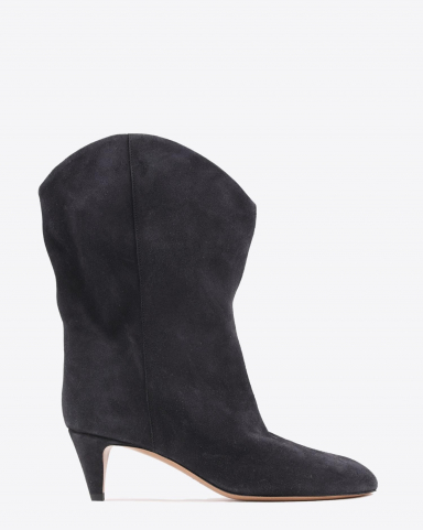 Isabel Marant Chaussures Boots DERNEE - Faded Black