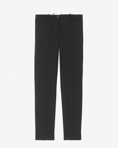 Nine in the Morning Pantalon Breezy - Black