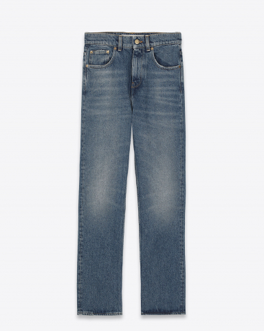 Golden Goose Vêtements Collection New Cropped Flare - Blue 50100
