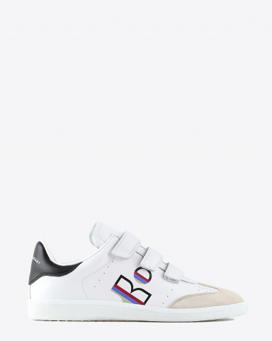 Isabel Marant Chaussures Sneakers BETH - Raspberry