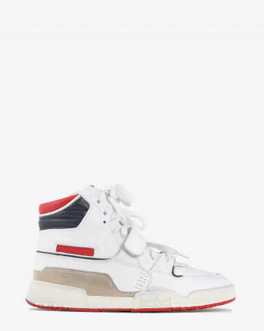 Isabel Marant Chaussures Sneakers Alsee - Blue