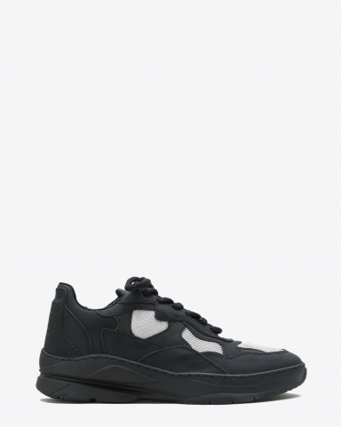 Filling Pieces Sneakers Mix Low Fade Cosmo Mix All Black  All black
