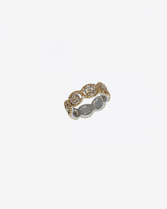De Jaegher Bague Diamonds Delight 1 Argent et Diamants