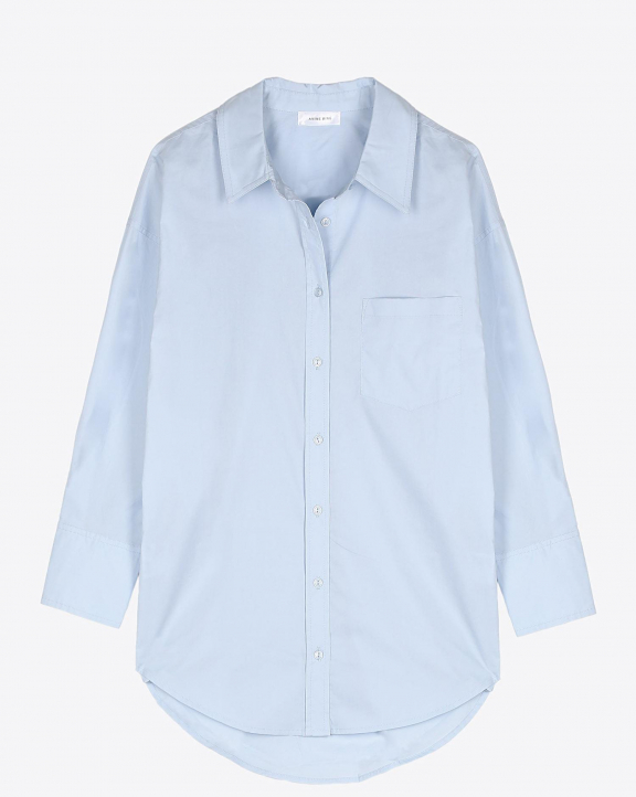Anine Bing Mika Shirt - Blue