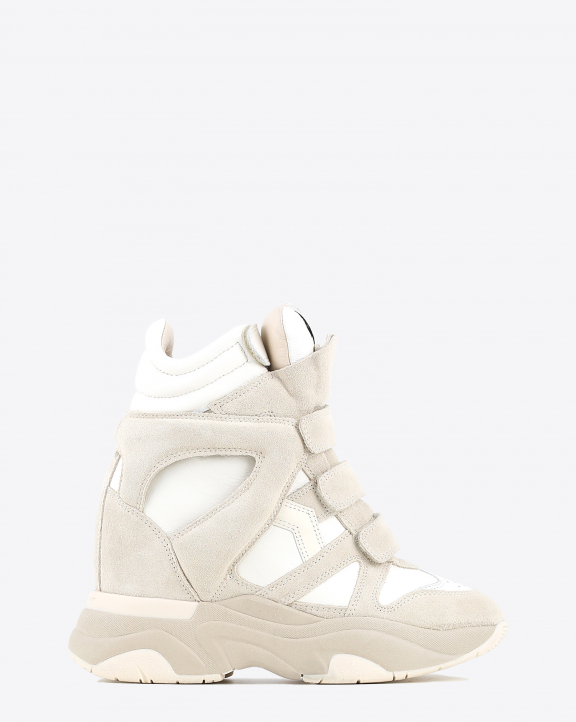 Isabel Marant Chaussures Sneakers Balskee - White