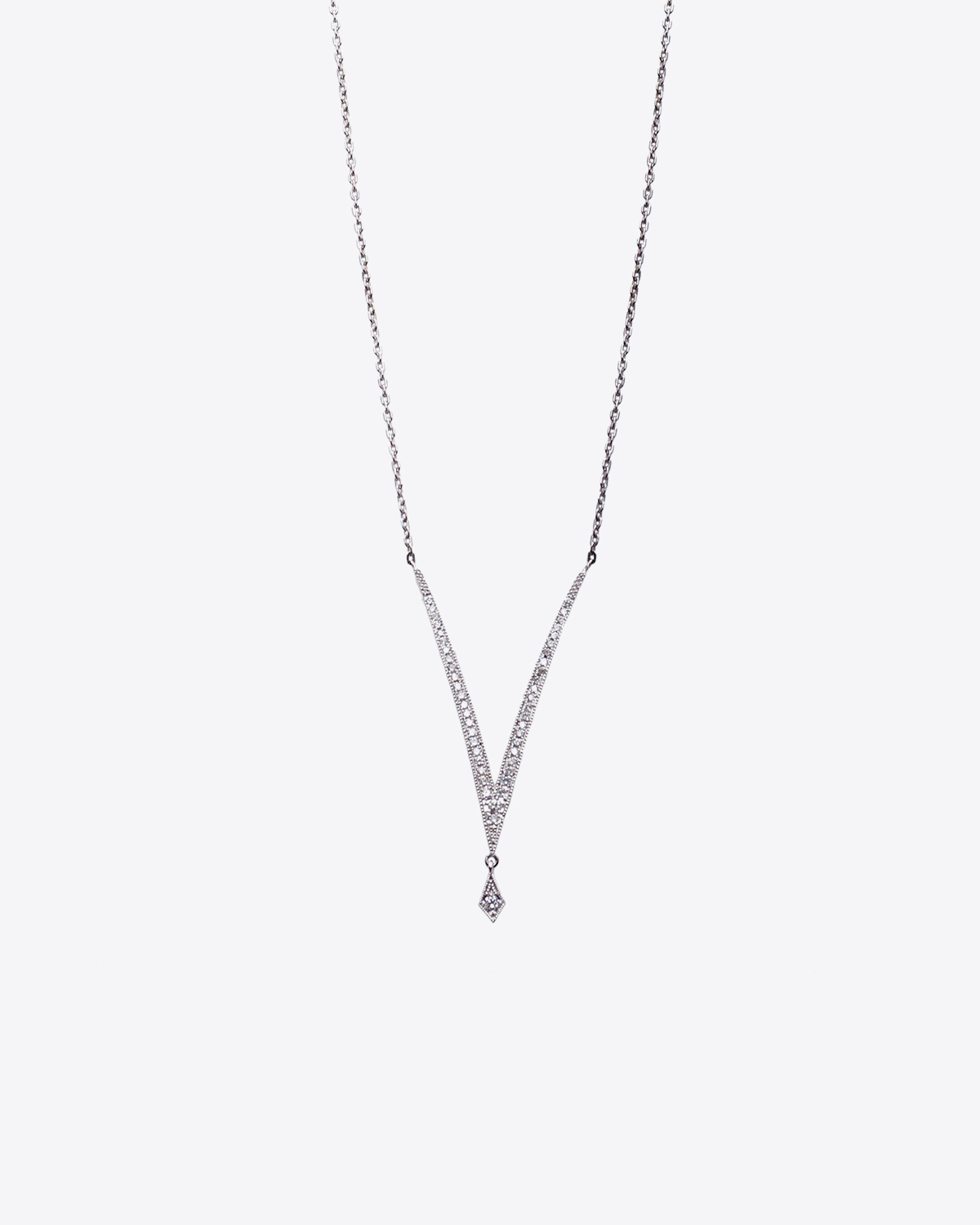 De Jaegher Collier Sexylili Argent & Diamants blancs
