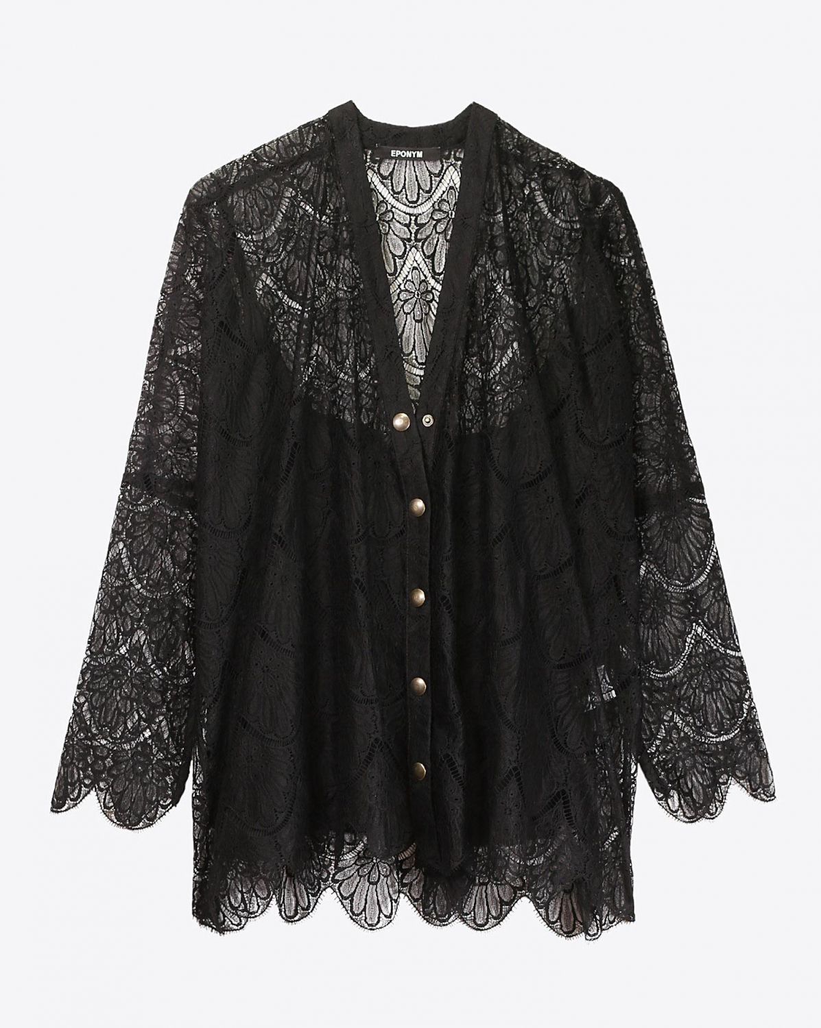 Eponym Creation Blouse Lulu - Black