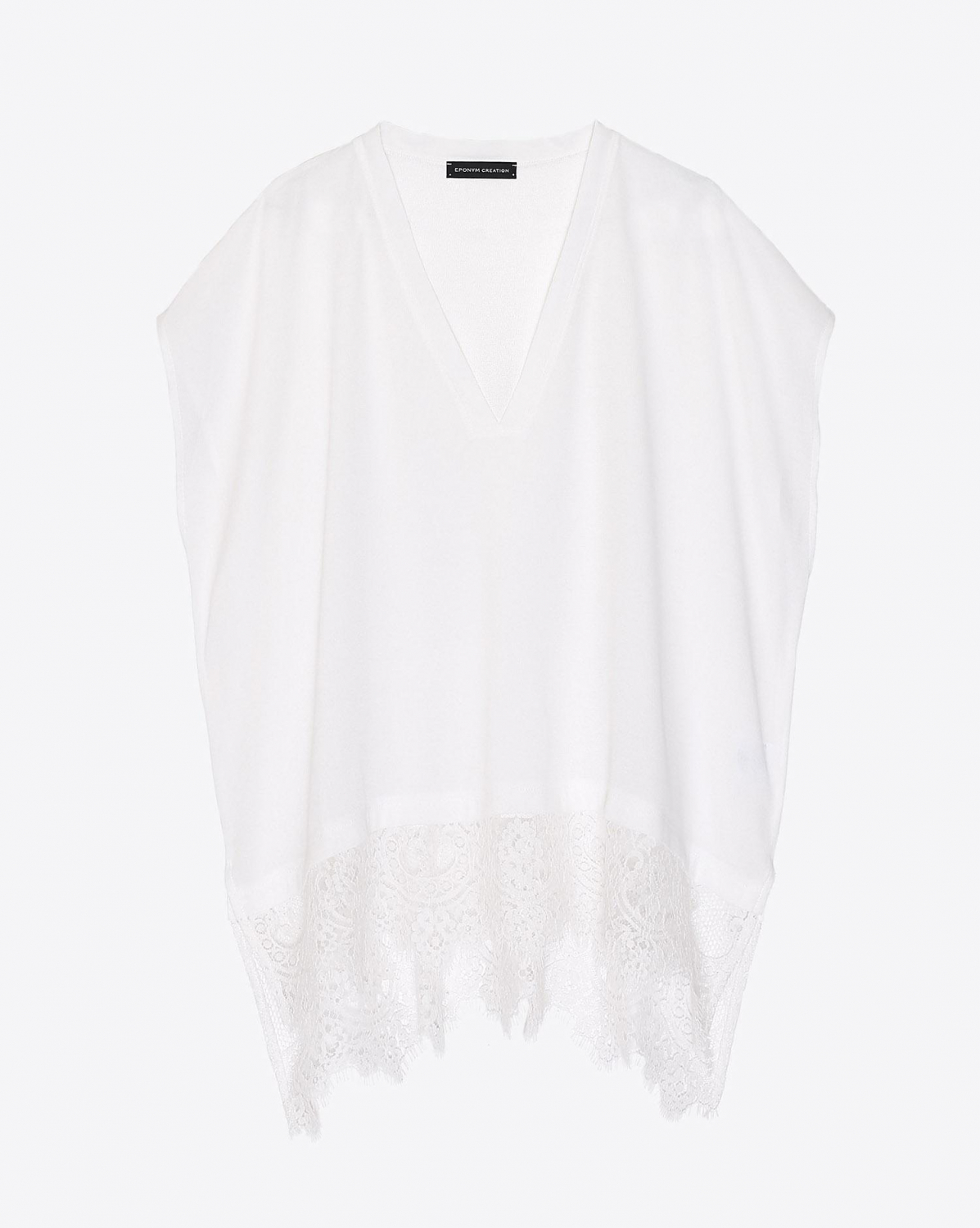 Eponym Creation Top Gaetan Off White