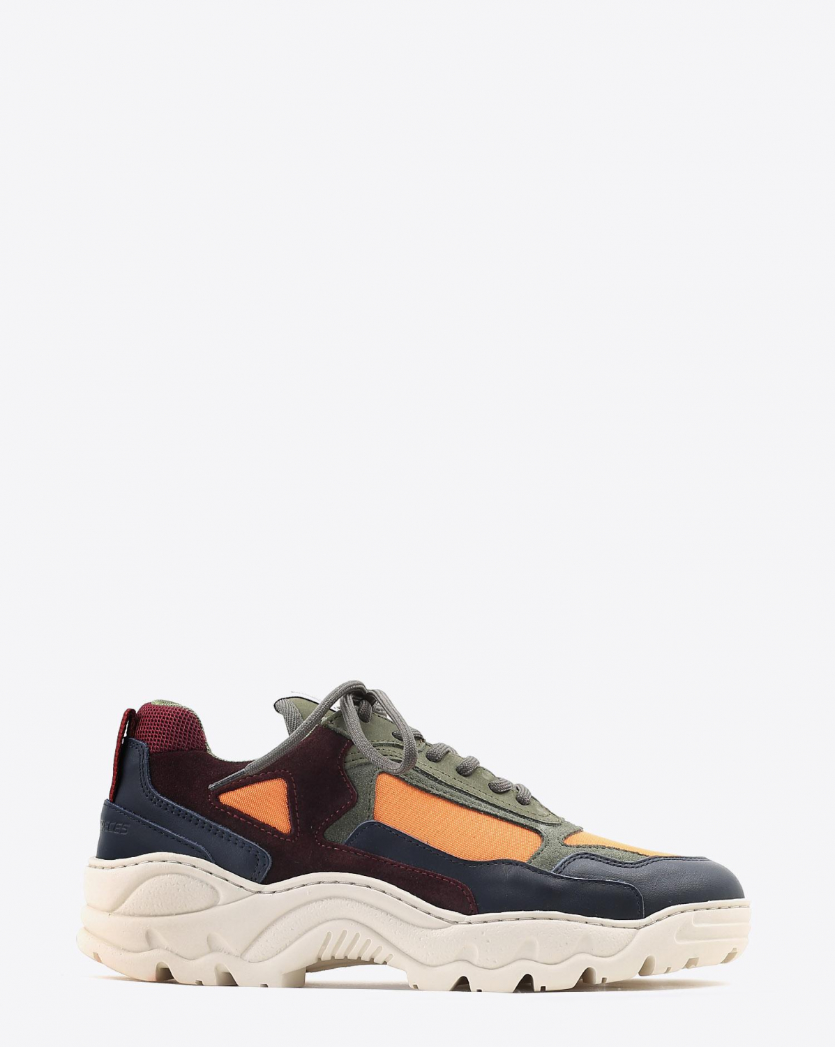 Filling Pieces Low Curve Iceman Trimix - Army Green - Femme