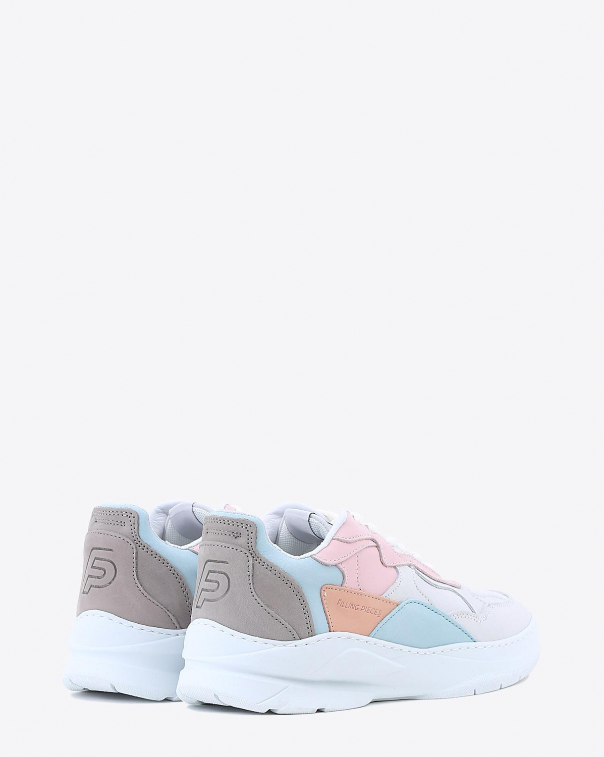 Filling Pieces Sneakers Low Fade Cosmo Mix multi