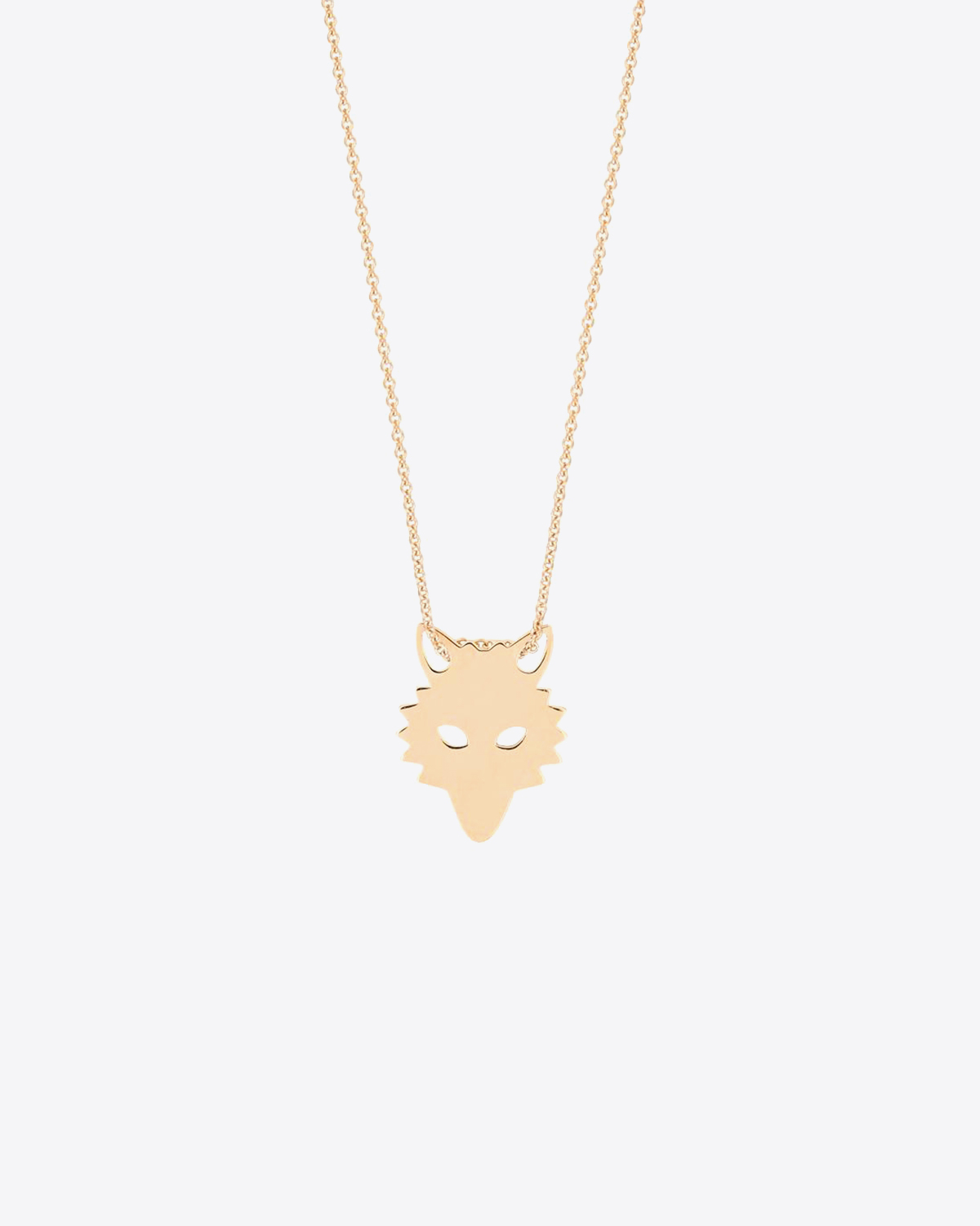 Ginette NY Mini Wolf On Chain