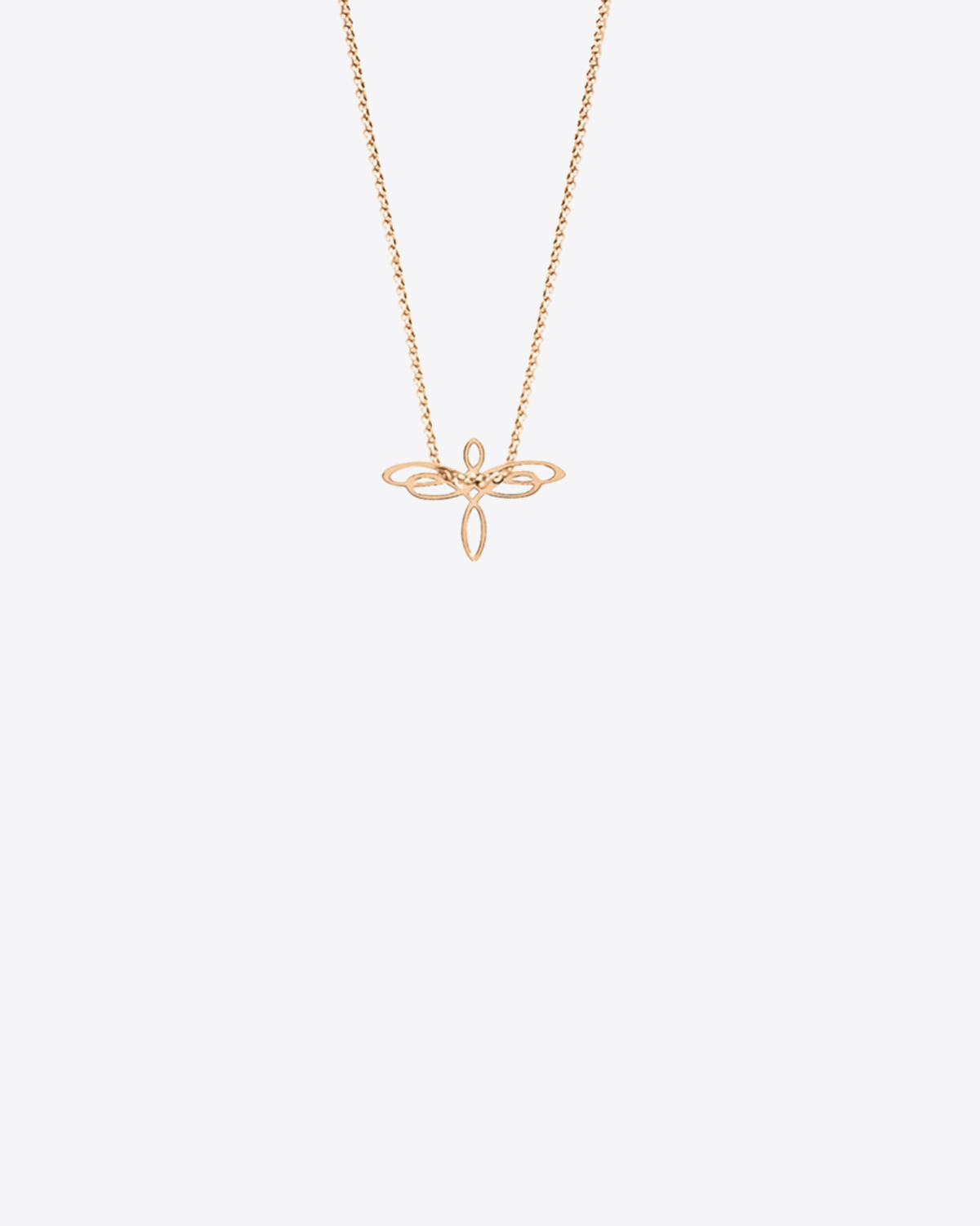 Ginette NY Mini dragonfly on chain