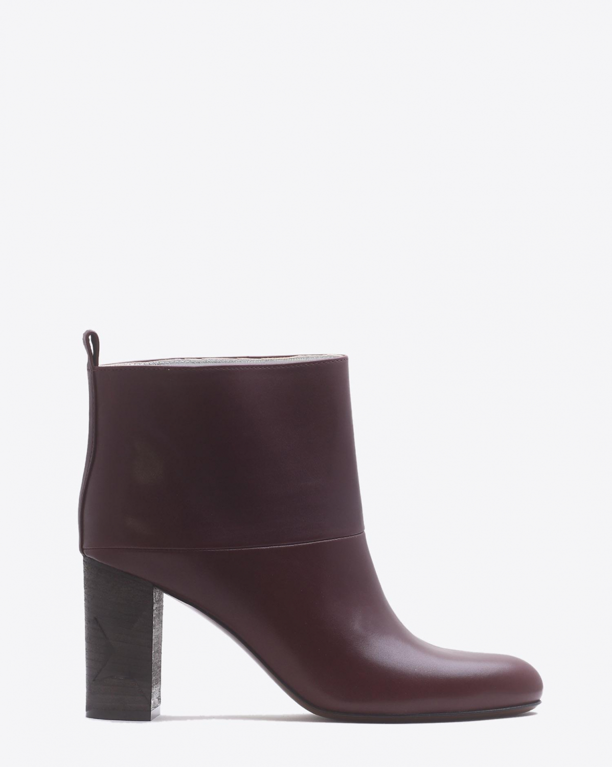 Golden Goose Woman Chaussures Collection Boots Greta - Wine Red Leather