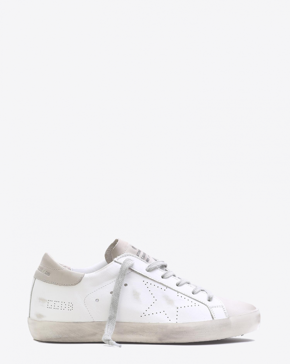 Golden Goose Woman Permanent Sneakers Superstar - White Skate