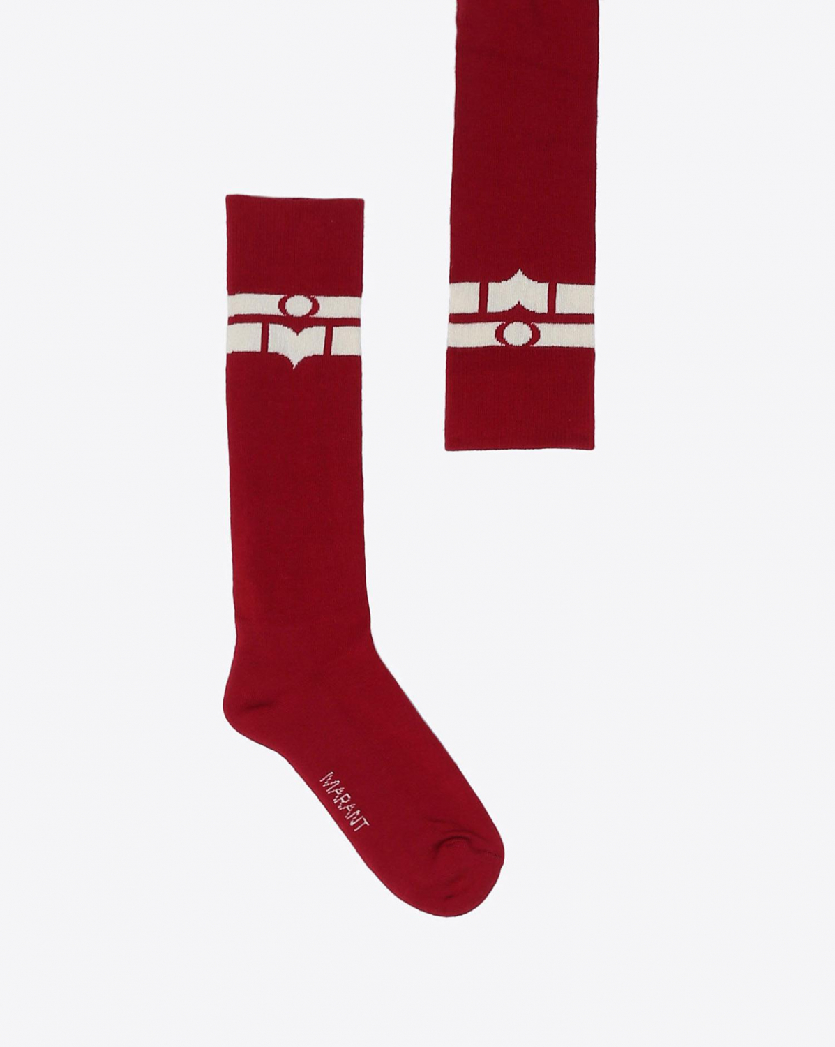 Isabel Marant Accessoires Chaussettes VIBE - Red