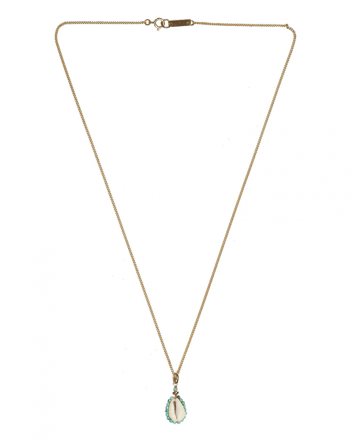 Isabel Marant Bijoux Collier MALEBO Long - PacificGold
