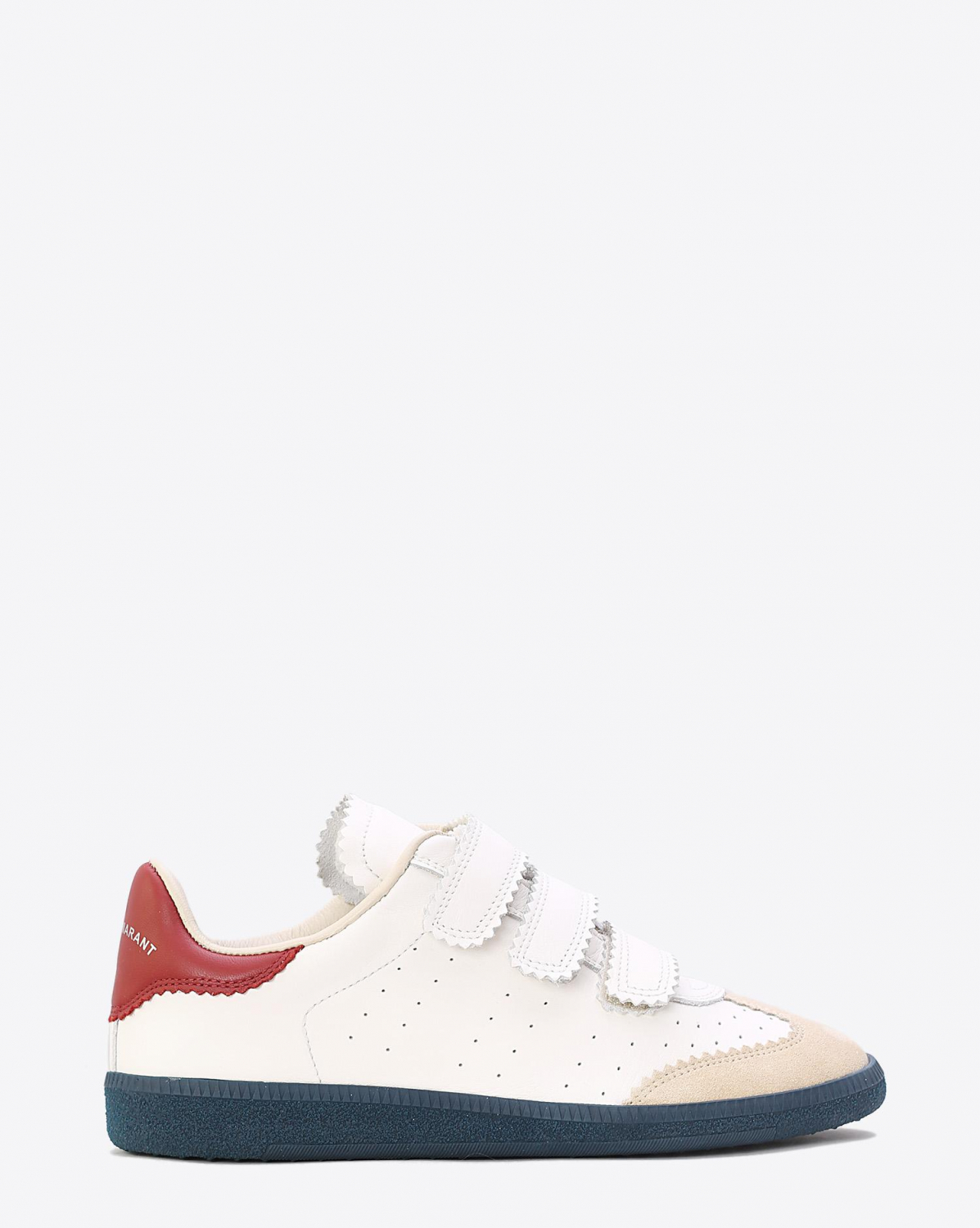 Isabel Marant Chaussures Baskets Beth - White