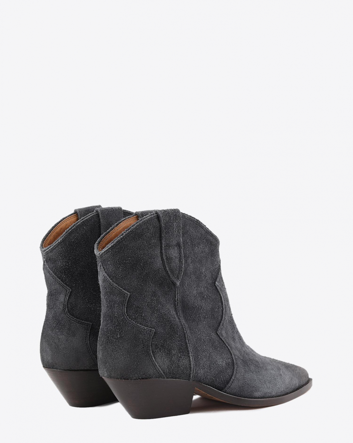 Isabel Marant Chaussures Boots DEWINA - Faded Black E20