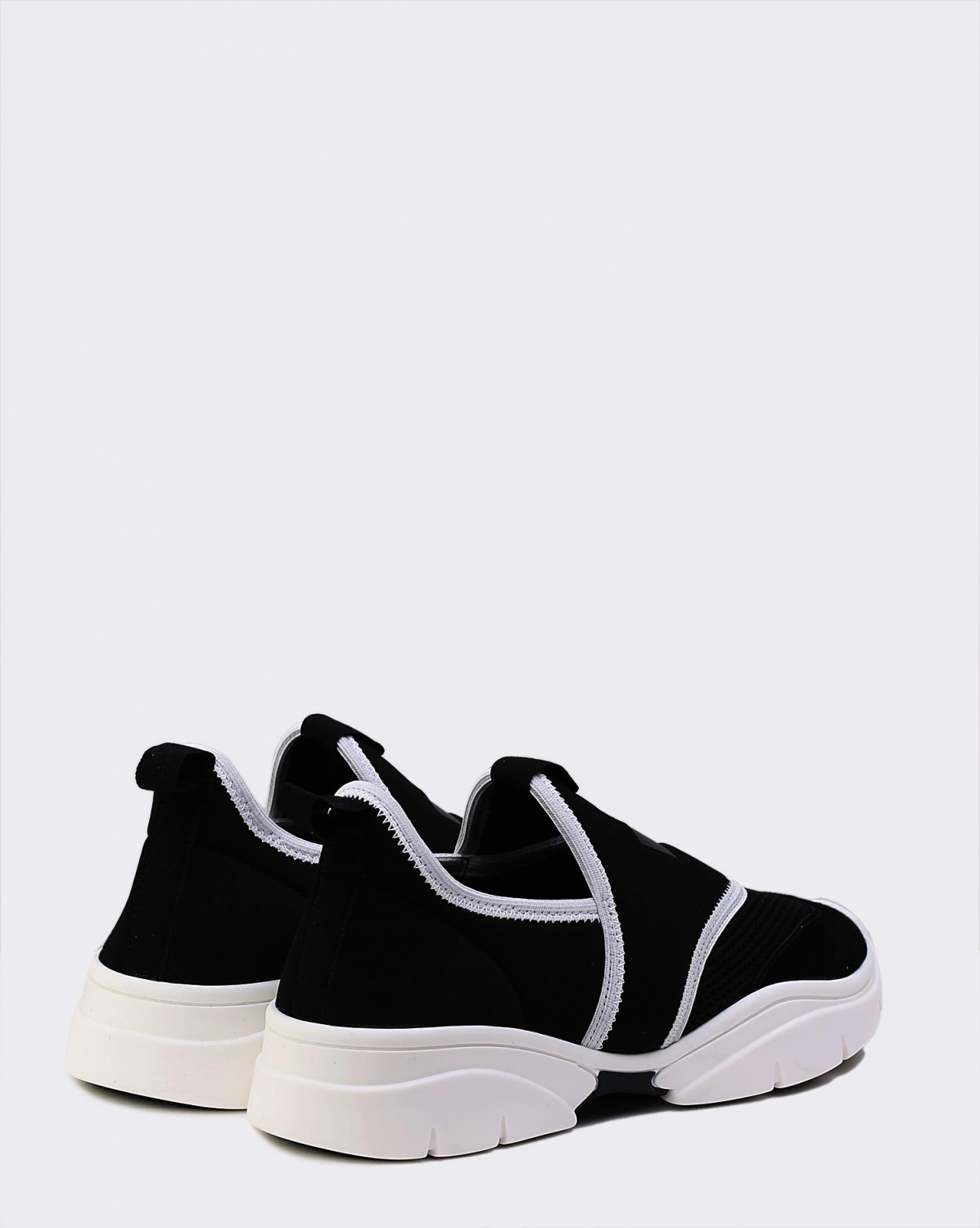 Isabel Marant Chaussures Défilé Sneakers KAISEE - Black
