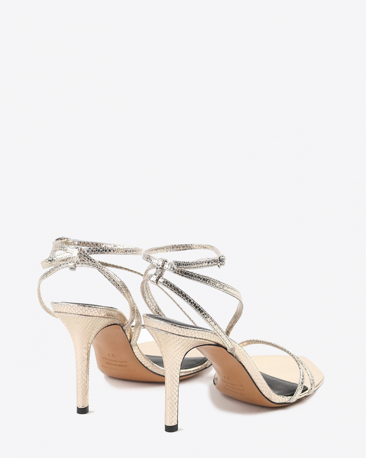 Isabel Marant Chaussures Sandales AXEE - Gold