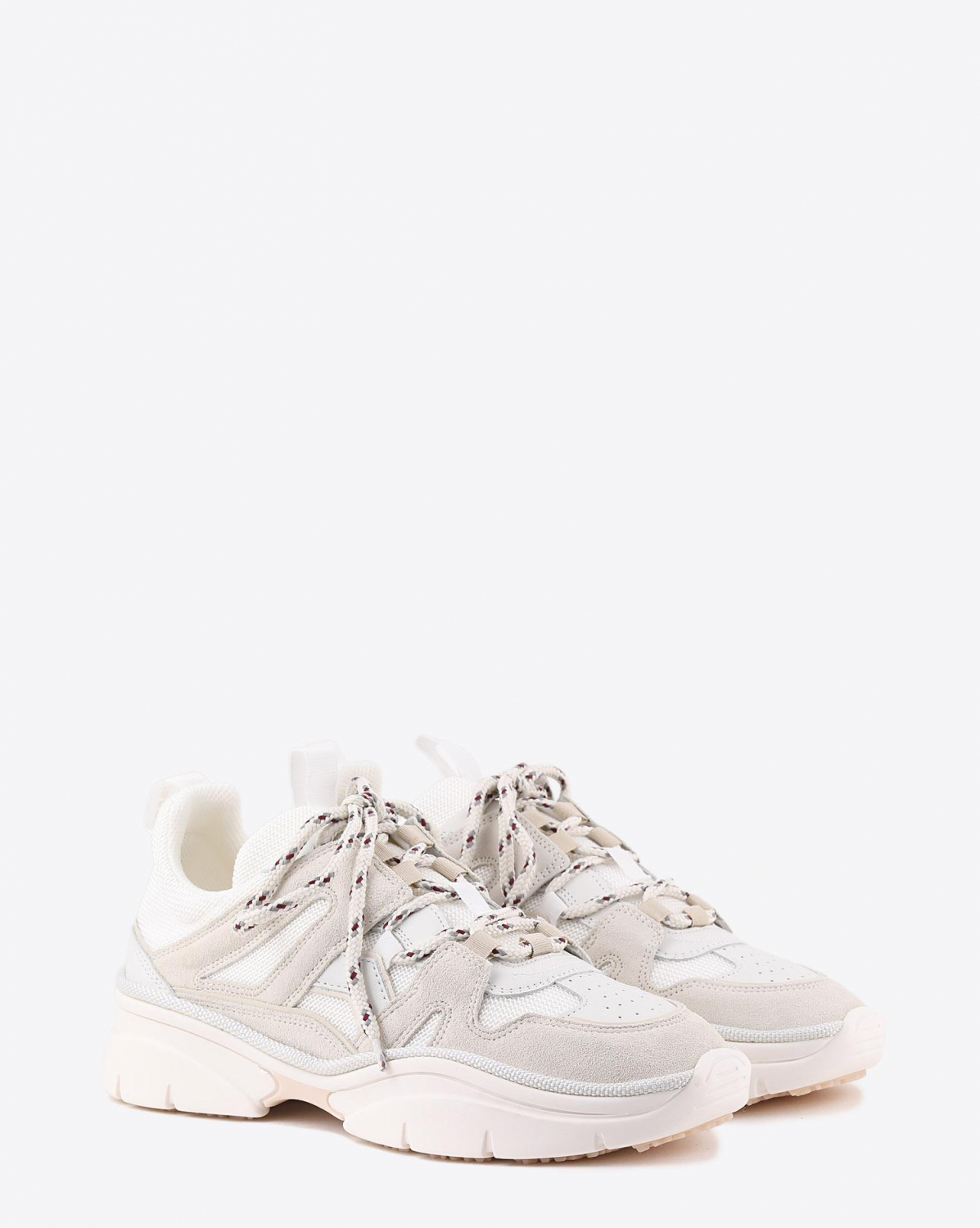 Isabel Marant Chaussures Sneakers KINDSAY - Chalk