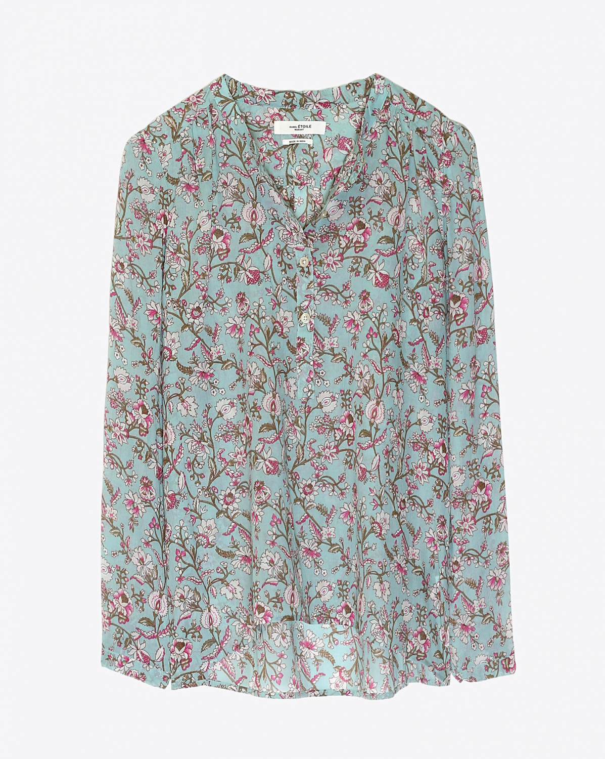 Isabel Marant Etoile Blouse MARIA - Water Green