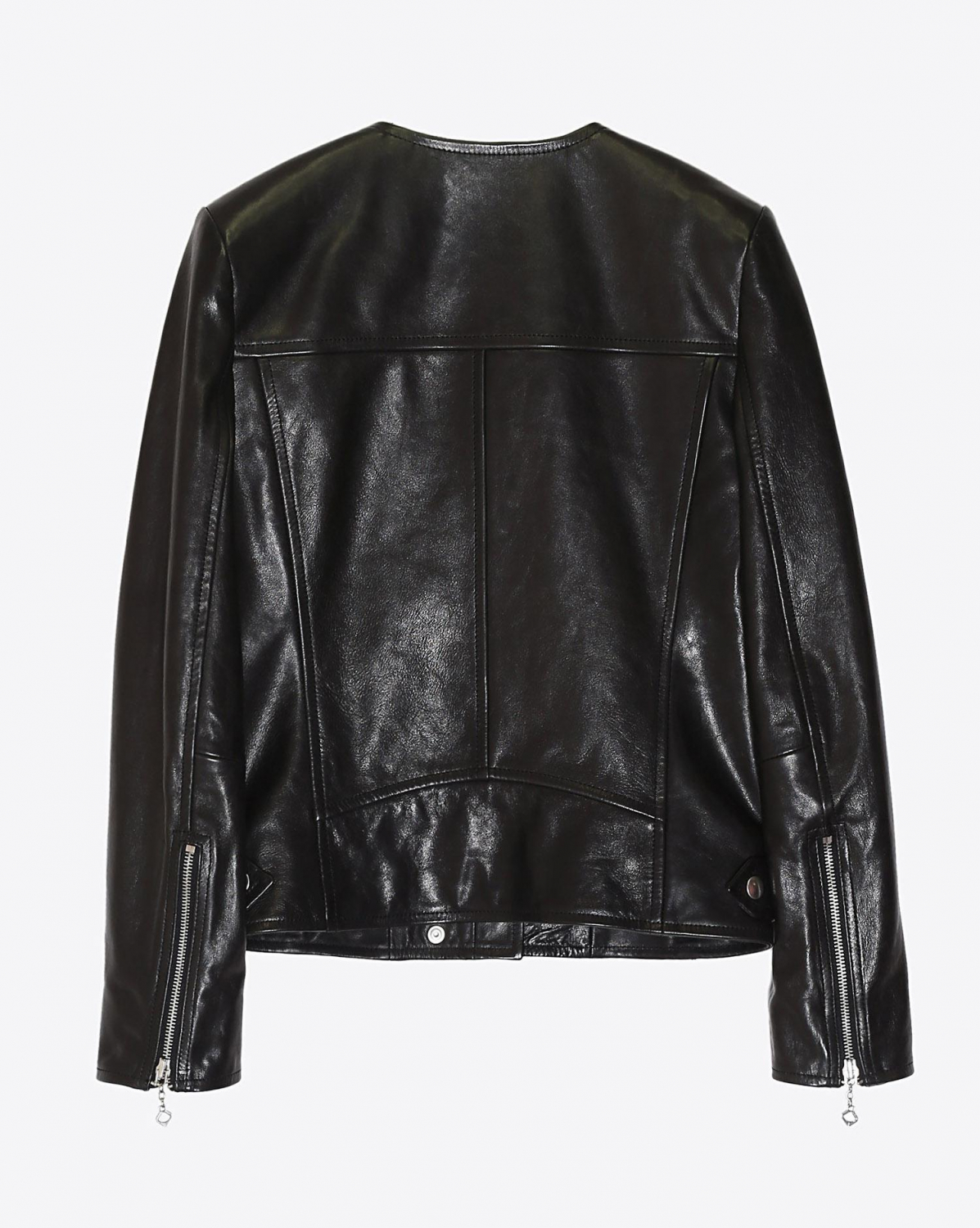 Isabel Marant Etoile Veste GRINLY - Leather Black