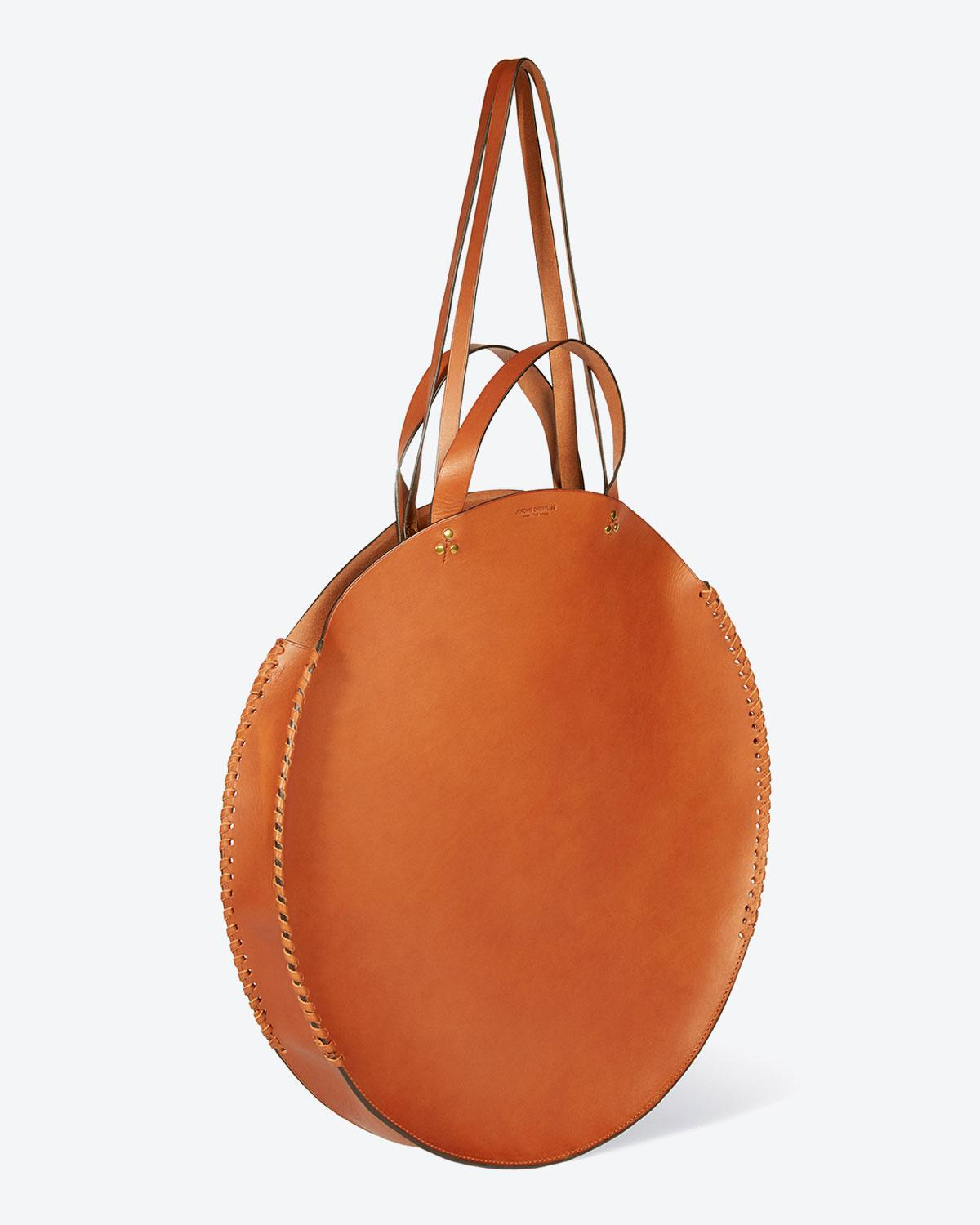 Jérôme Dreyfuss Collection Hector - Cowskin - Gold