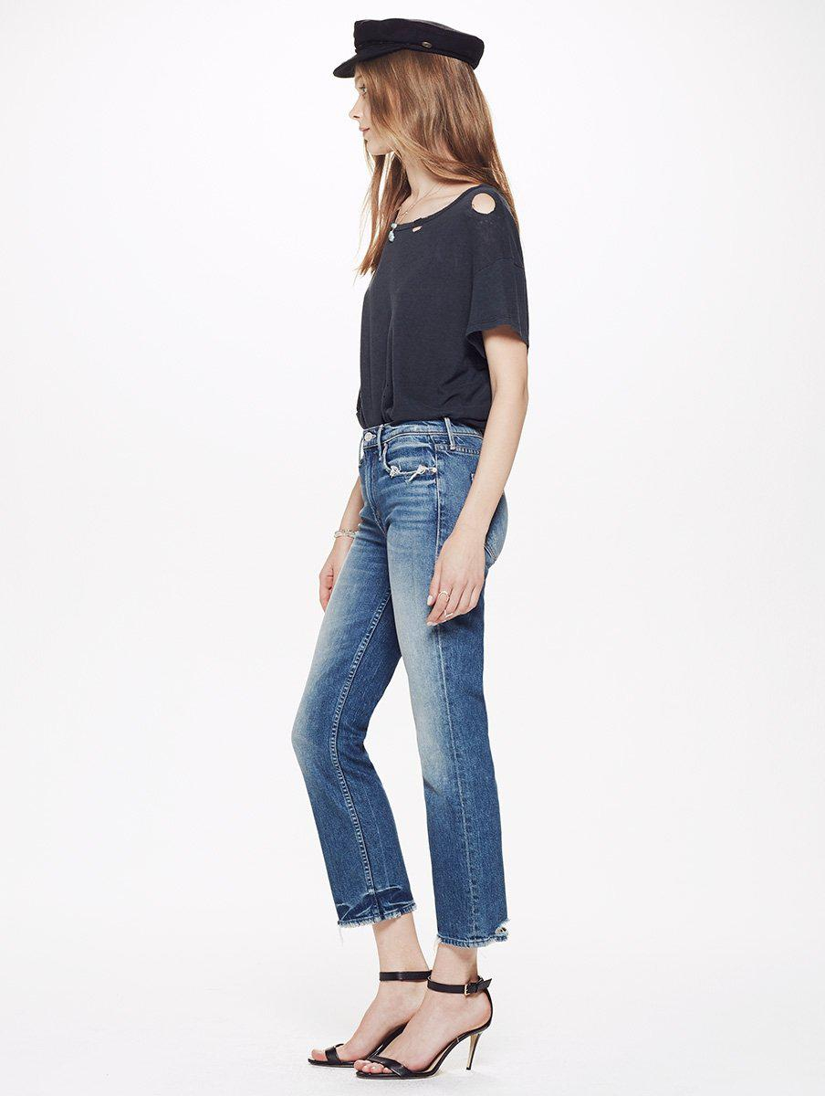 Mother Denim Pré-Collection The Dutchie Ankle - My Soul Too Keep