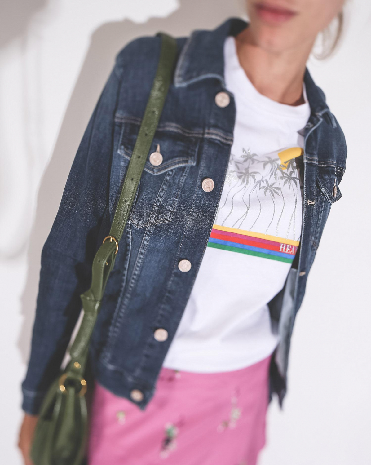Mother Denim The Pocket Bruiser Jacket - Girl Crush