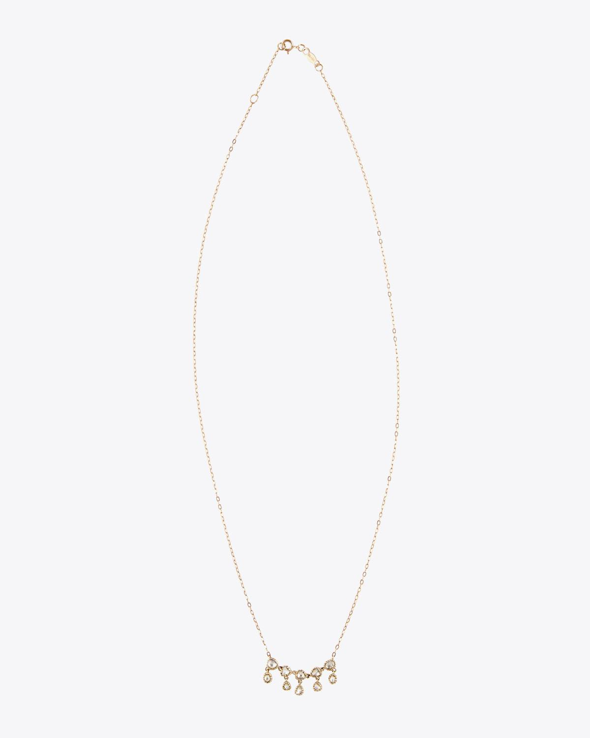 Pascale Monvoisin Lara N°1 Collier Diamants