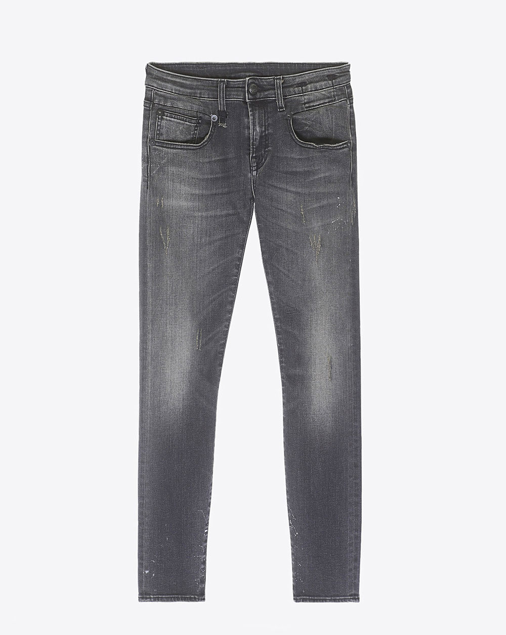 R13 Denim Collection Boy Skinny - Orion Black