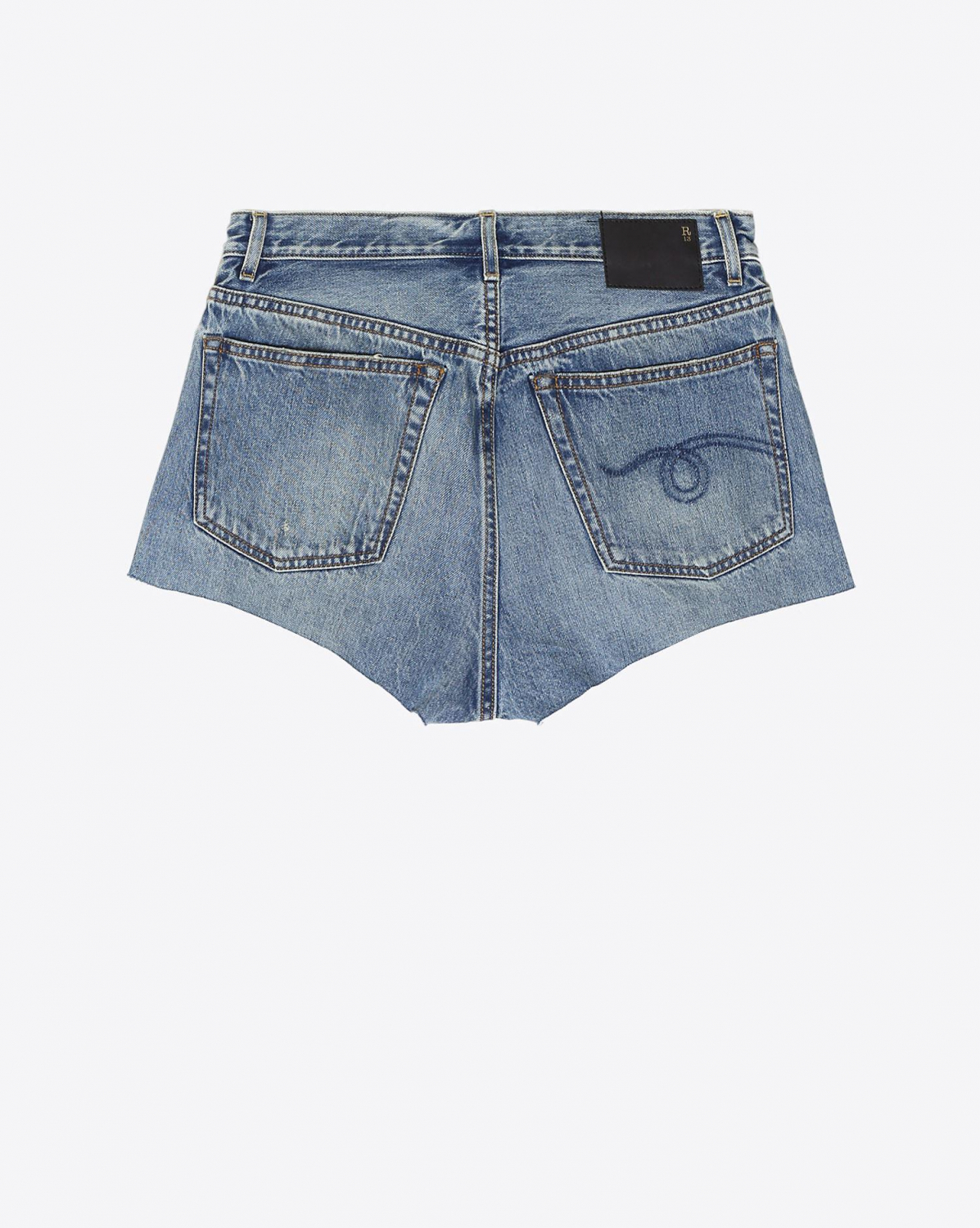 R13 Denim Collection Luke Short - Jasper