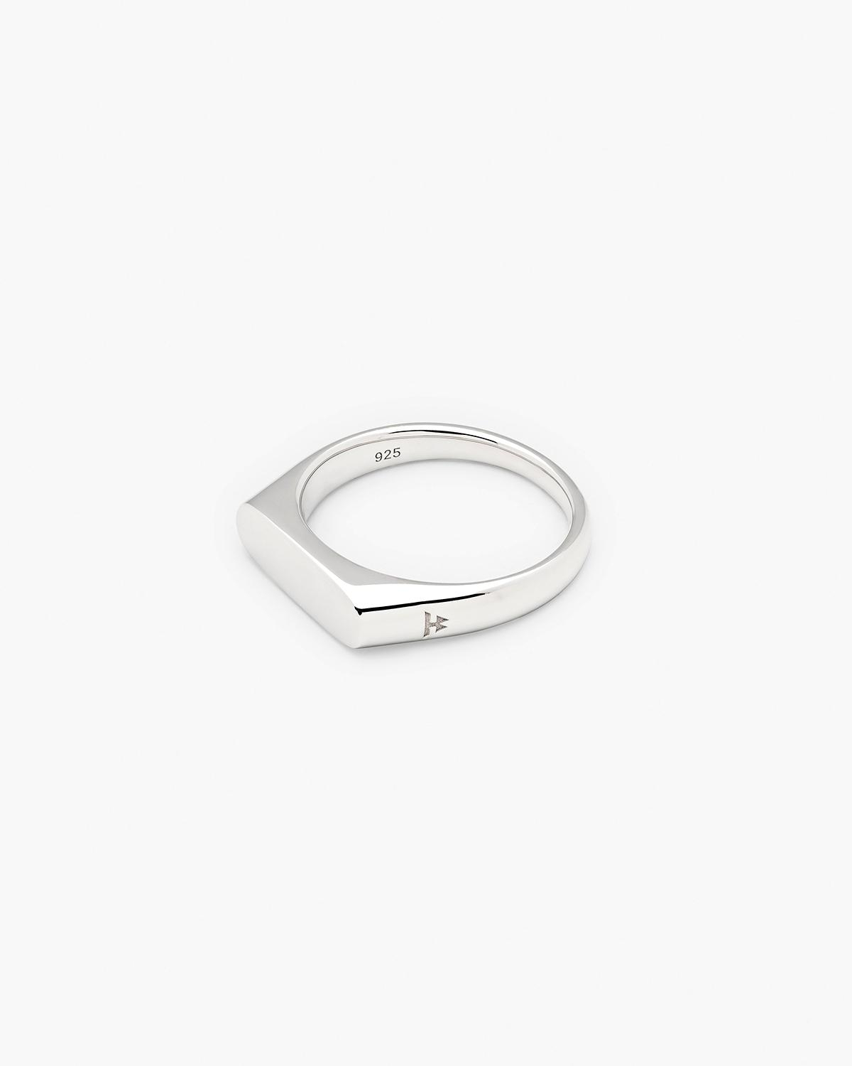 Tom Wood Knut Ring - Silver
