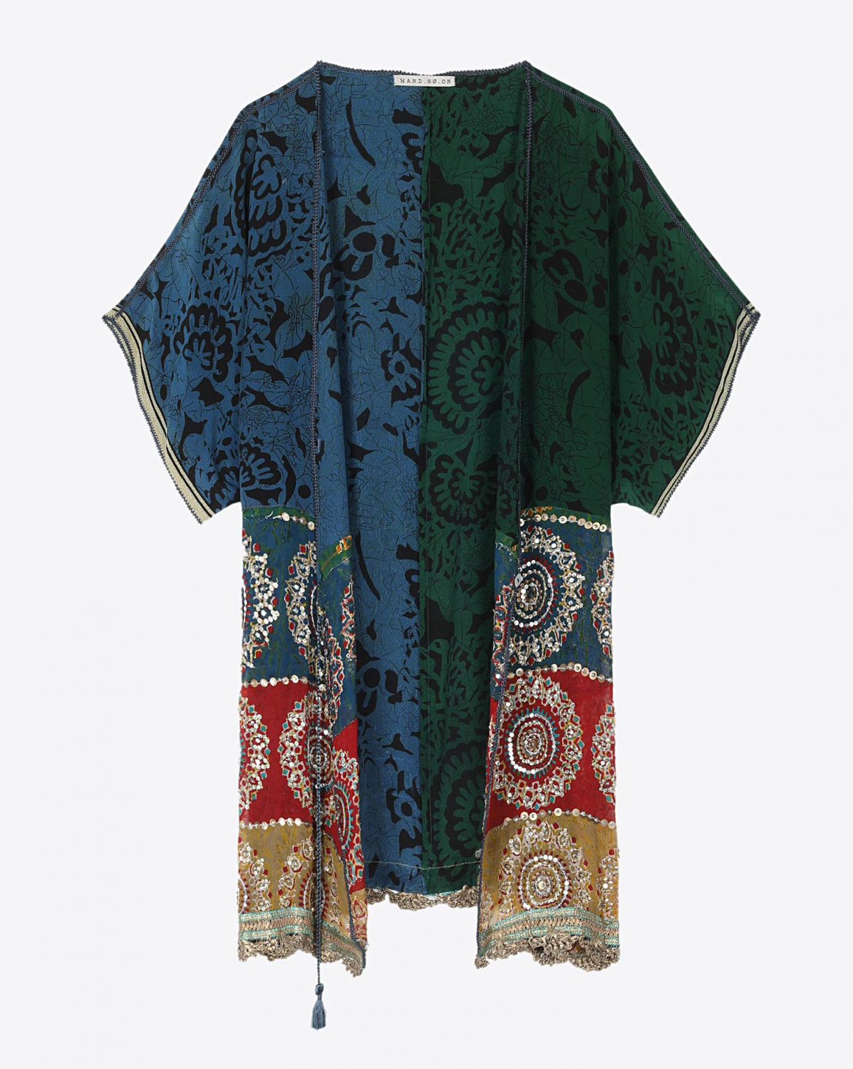 Hand.So.On Kimono Robe 310