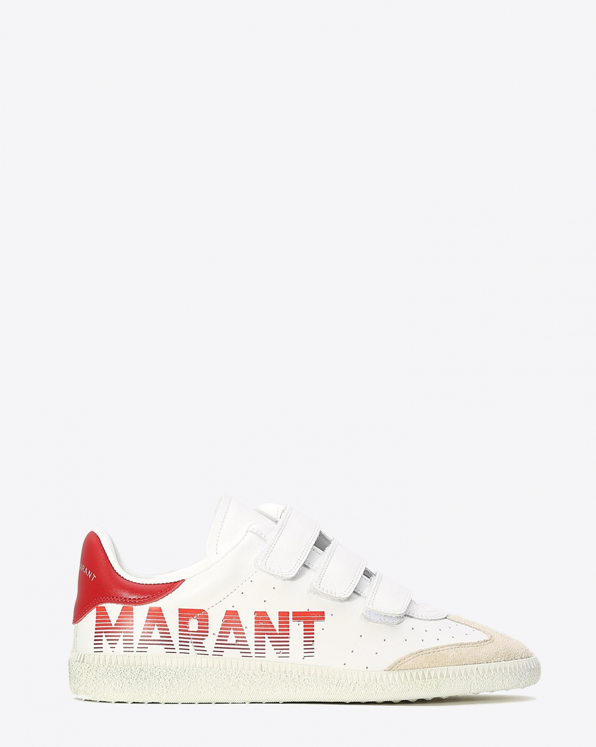 """Isabel Marant Chaussures Sneakers BETH - """"Marant"""" White"""