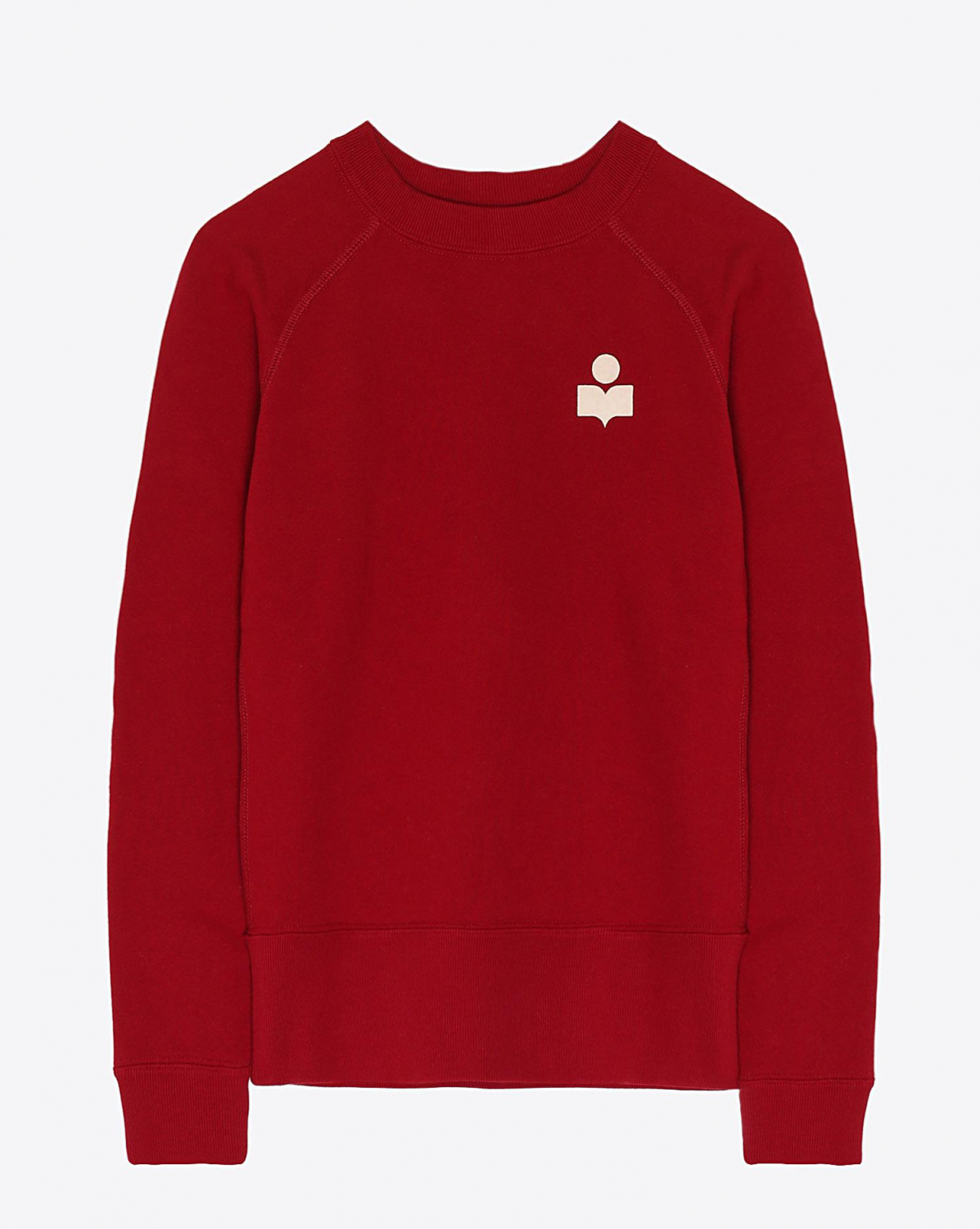 Isabel Marant Etoile Sweat Shirt MAKATI - Red