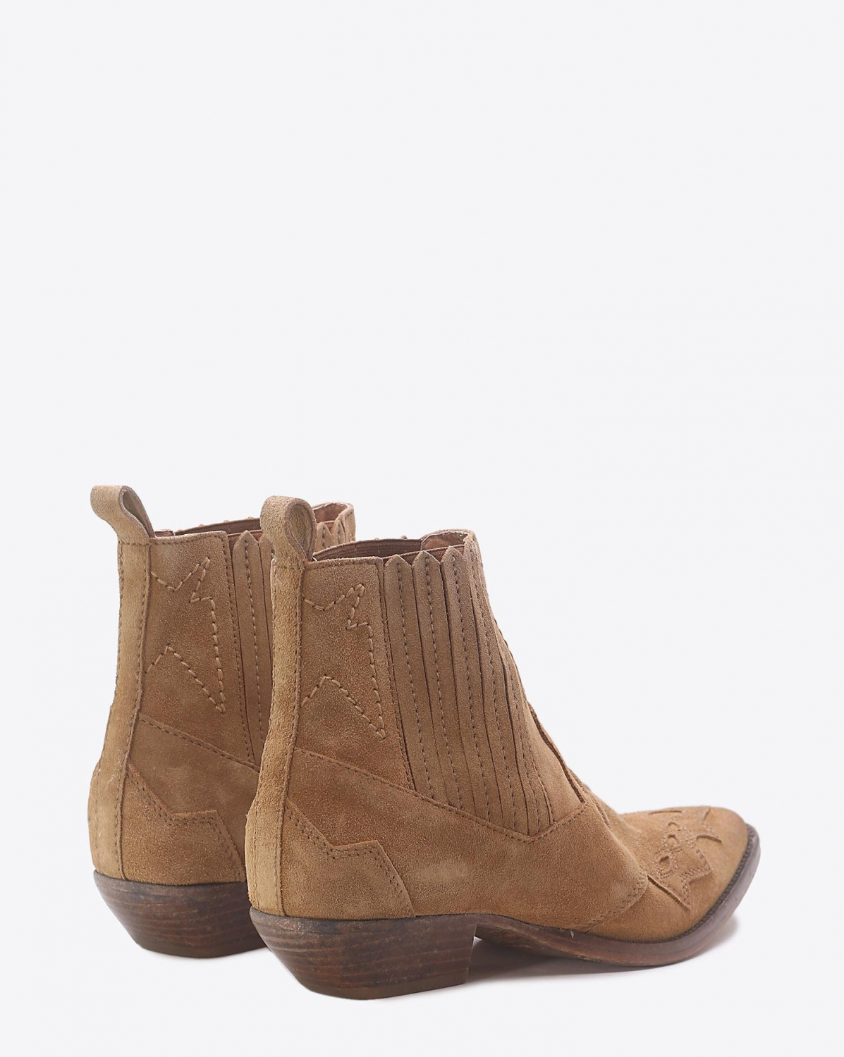 Roseanna Chaussures Boots Santiags Tucson - Sable