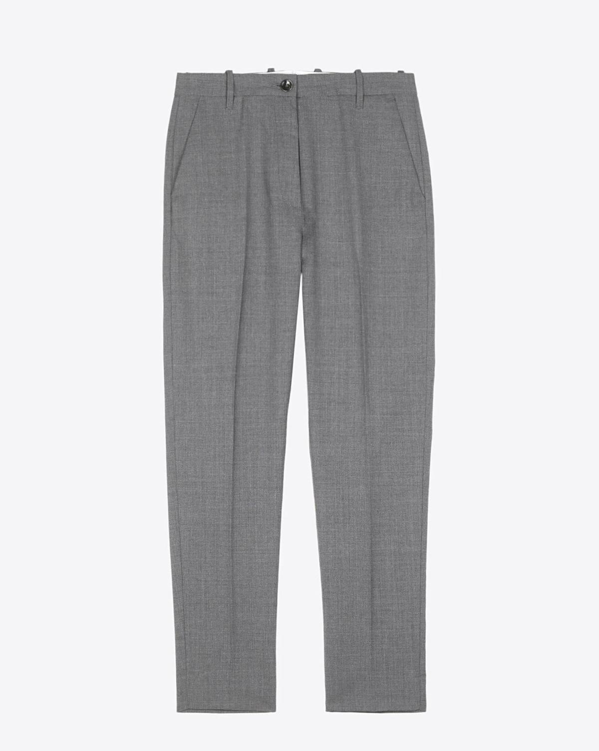 Nine in the Morning Pantalon MATILDA - Grey Melange
