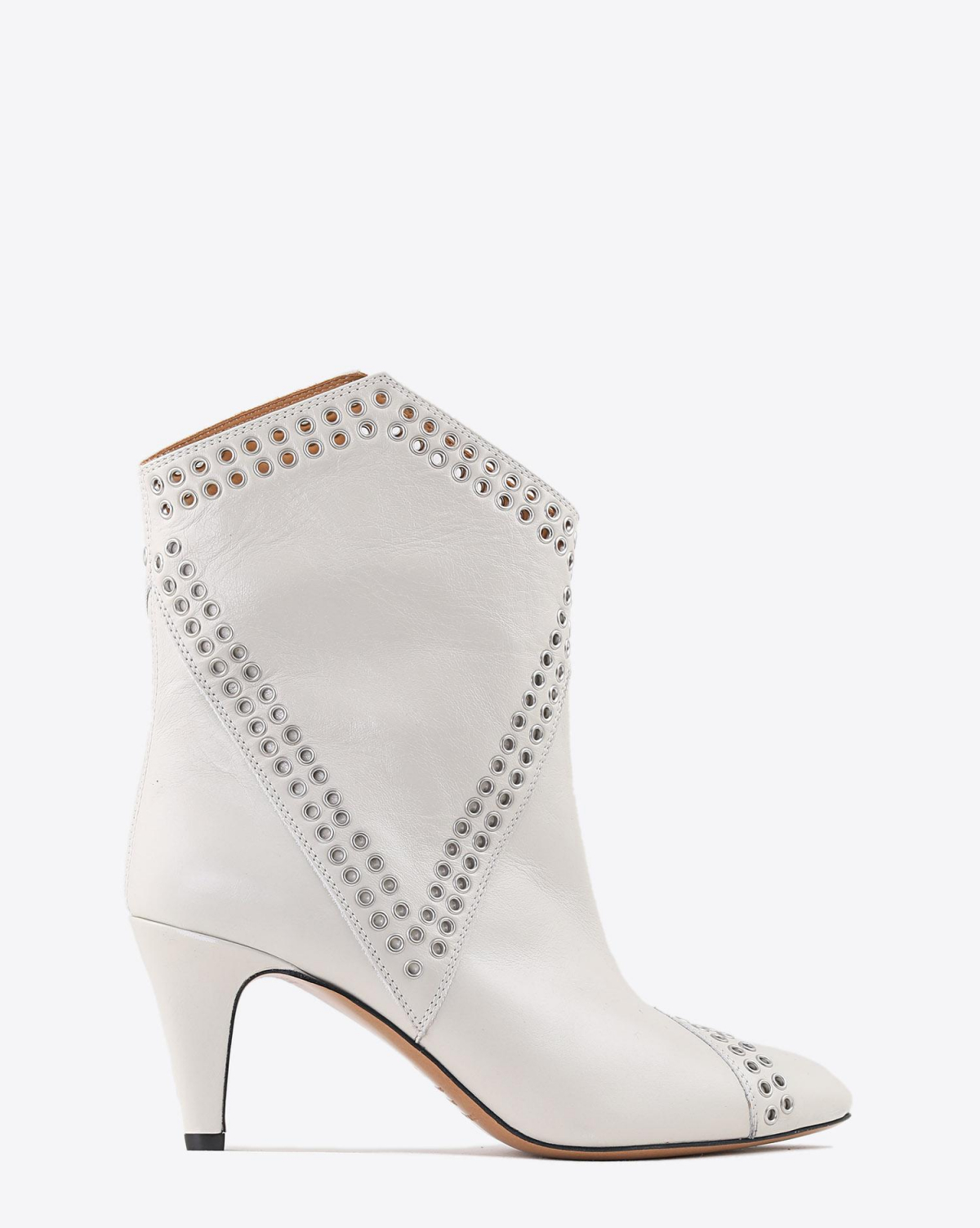 Isabel Marant Chaussures Boots DEMKA - White