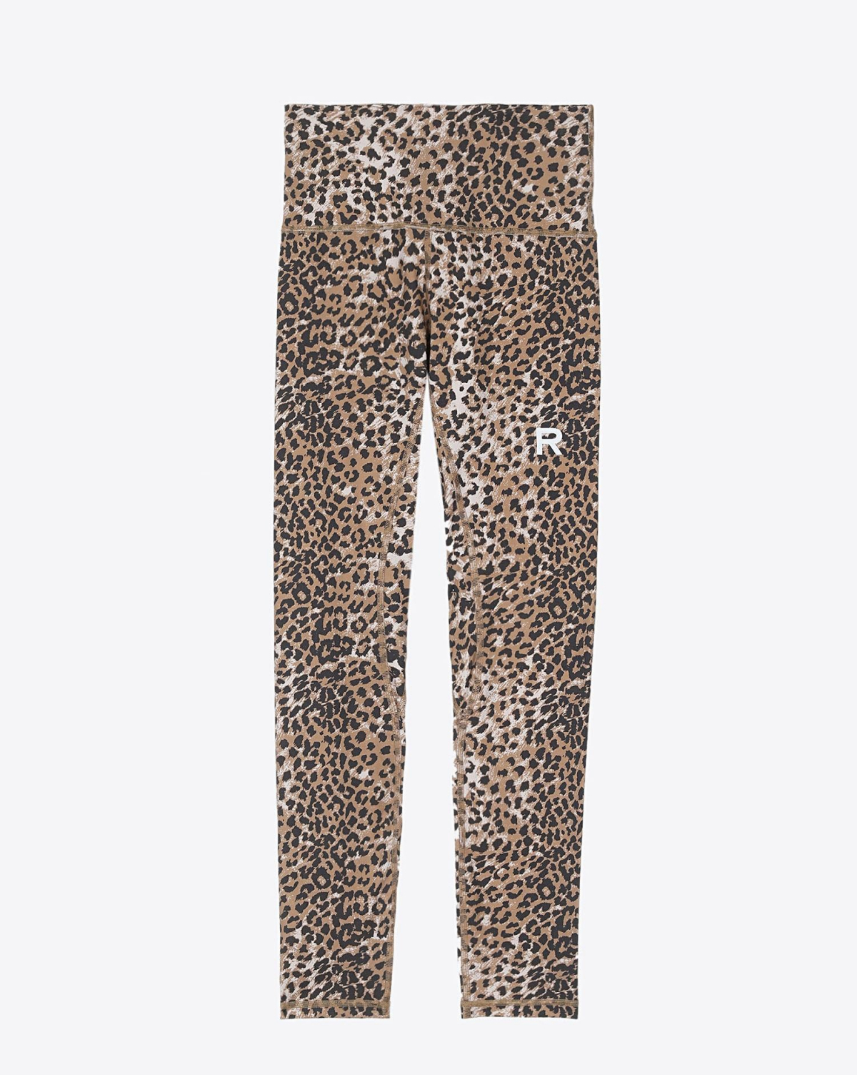 Ragdoll LA Work Out Leggings - Brown Leopard
