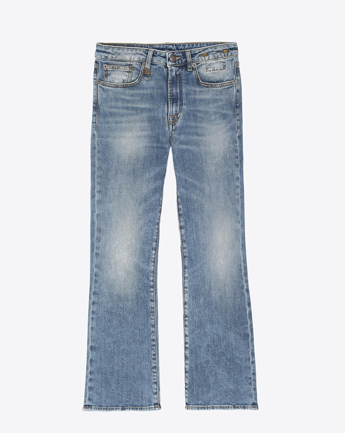 R13 Denim Collection Kick Fit - Jasper Stretch