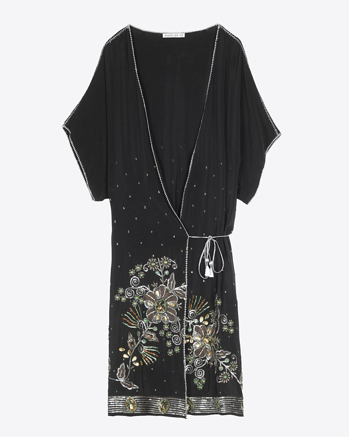 Hand.So.On Kimono Robe 853