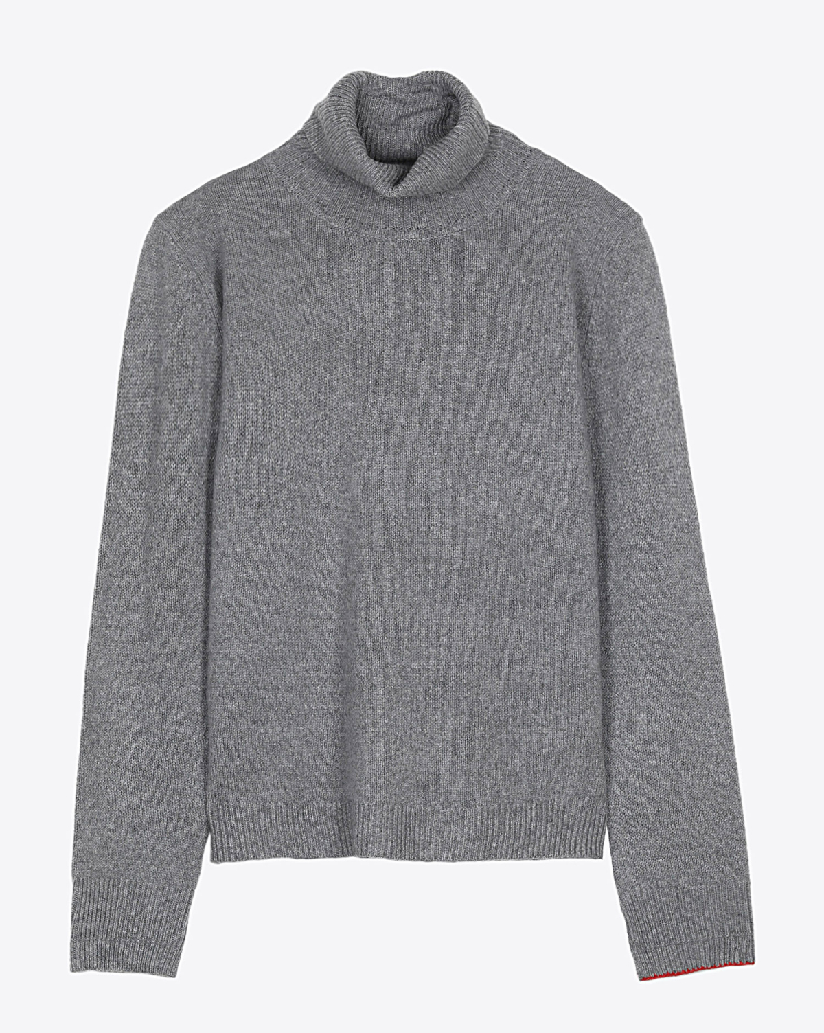 Raquel Allegra Turtleneck - Heather Grey