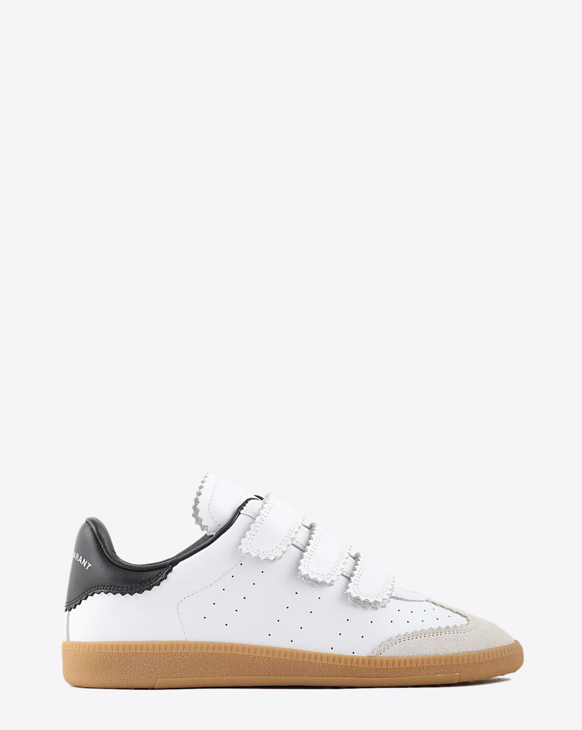 Isabel Marant Chaussures Baskets BETH - White H20