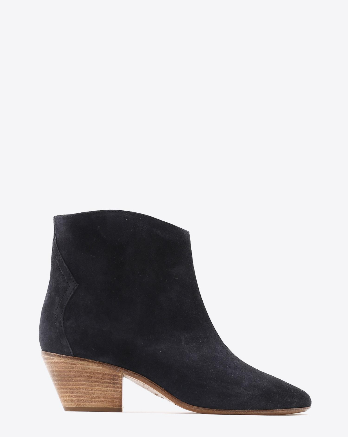 Isabel Marant Chaussures Boots DACKEN - Faded Black